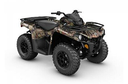 2017 Can-Am Outlander 450 for sale 200600235