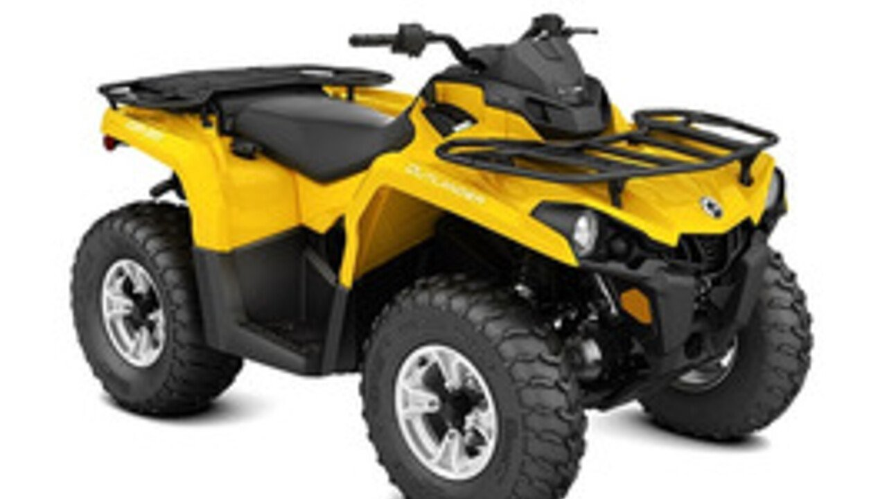 2017 Can-Am Outlander 570 for sale 200365898
