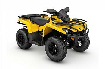 2017 Can-Am Outlander 570 for sale 200421757