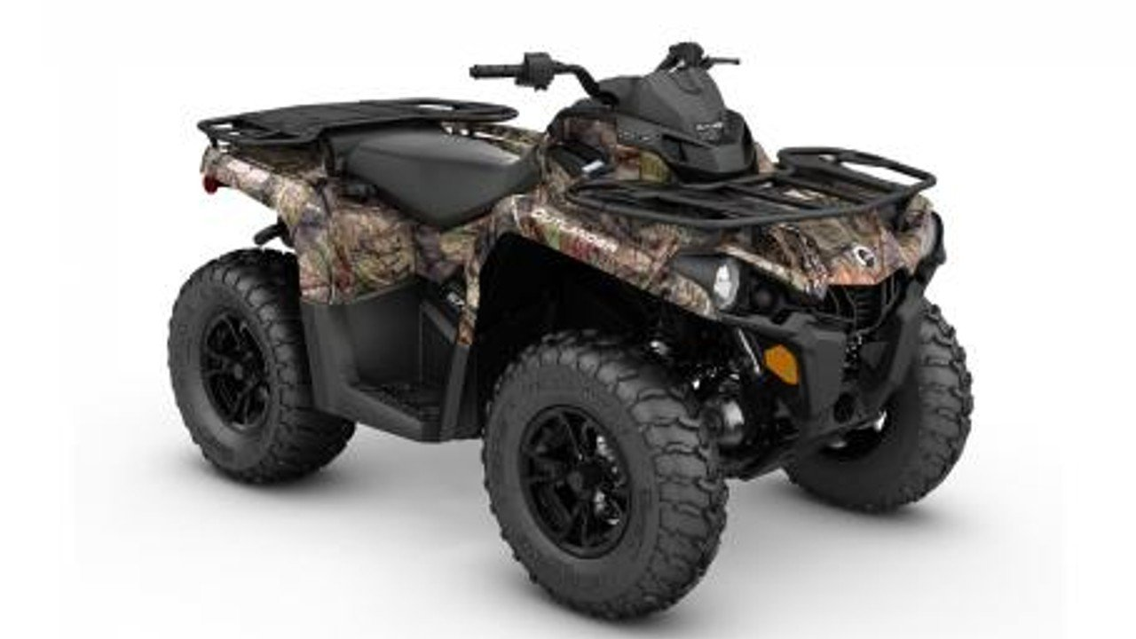 2017 Can-Am Outlander 570 for sale 200422099