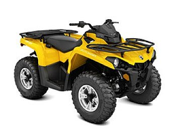2017 Can-Am Outlander 570 L for sale 200436458