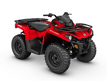 2017 Can-Am Outlander 570 L for sale 200460875