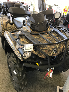 2017 Can-Am Outlander 570 for sale 200417116