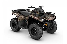 2017 Can-Am Outlander 570 for sale 200419082