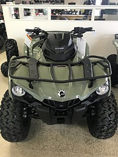 2017 Can-Am Outlander 570 for sale 200428458