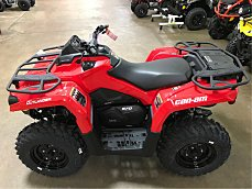 2017 Can-Am Outlander 570 for sale 200501649