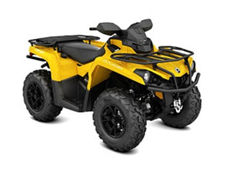 2017 Can-Am Outlander 570 for sale 200501958