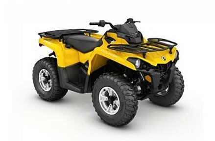 2017 Can-Am Outlander 570 for sale 200502081