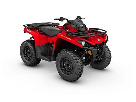 2017 Can-Am Outlander 570 for sale 200506200