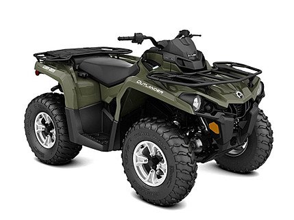 2017 Can-Am Outlander 570 for sale 200551422