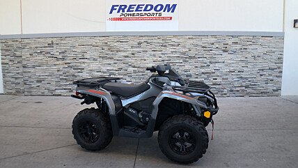2017 Can-Am Outlander 570 for sale 200590785