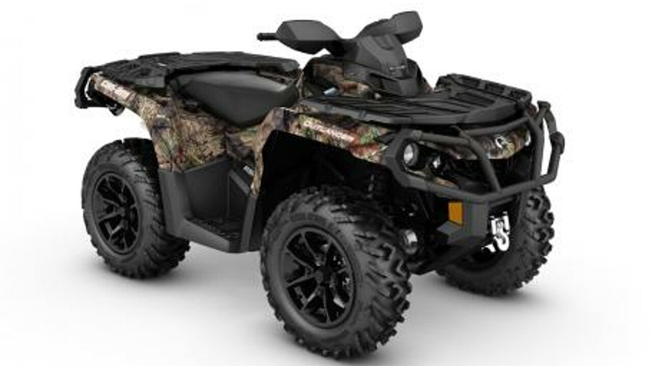 2017 Can-Am Outlander 650 for sale 200421797