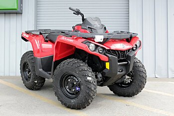 2017 Can-Am Outlander 650 for sale 200515867