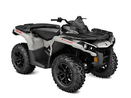 2017 Can-Am Outlander 650 for sale 200365900