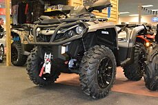 2017 Can-Am Outlander 650 XT for sale 200421222