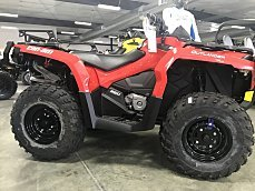 2017 Can-Am Outlander 650 for sale 200444085