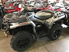 2017 Can-Am Outlander 650 for sale 200501667