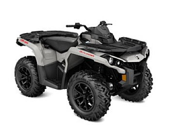 2017 Can-Am Outlander 850 for sale 200365901