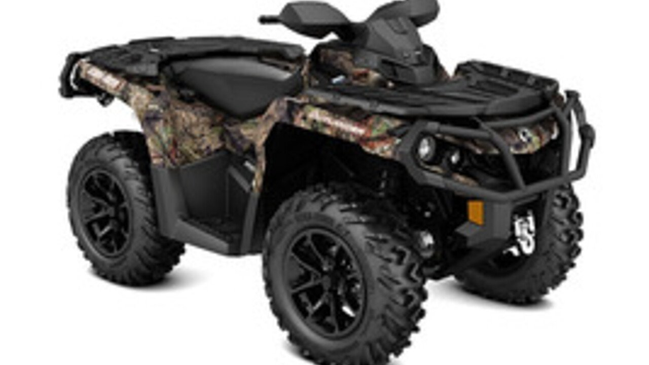 2017 Can-Am Outlander 850 for sale 200366833