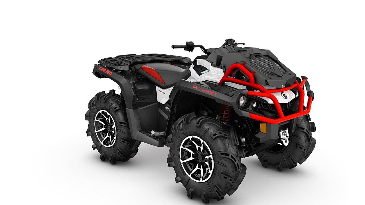 2017 Can-Am Outlander 850 for sale 200370824
