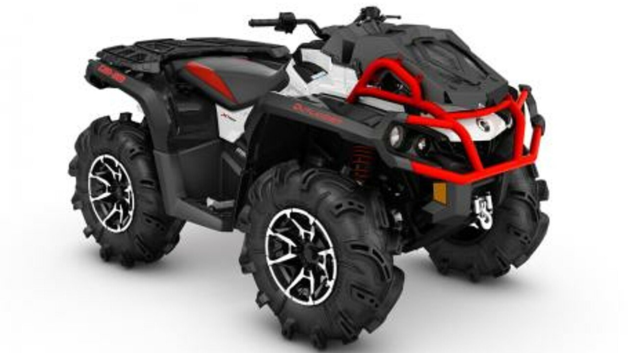 2017 Can-Am Outlander 850 for sale 200421765