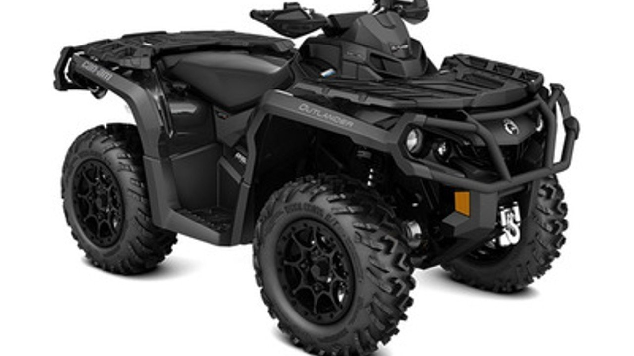 2017 Can-Am Outlander 850 for sale 200438389