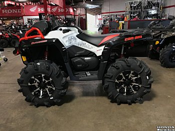 2017 Can-Am Outlander 850 for sale 200501957