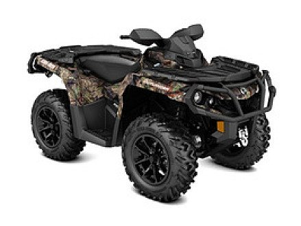 2017 Can-Am Outlander 850 for sale 200366847