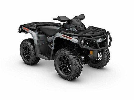 2017 Can-Am Outlander 850 for sale 200465126