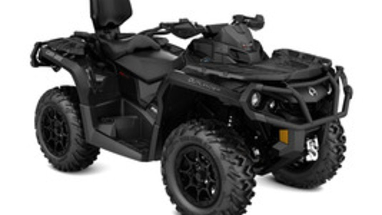 2017 Can-Am Outlander MAX 1000R for sale 200502001