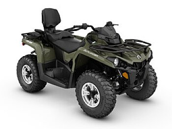 2017 Can-Am Outlander MAX 450 for sale 200366840