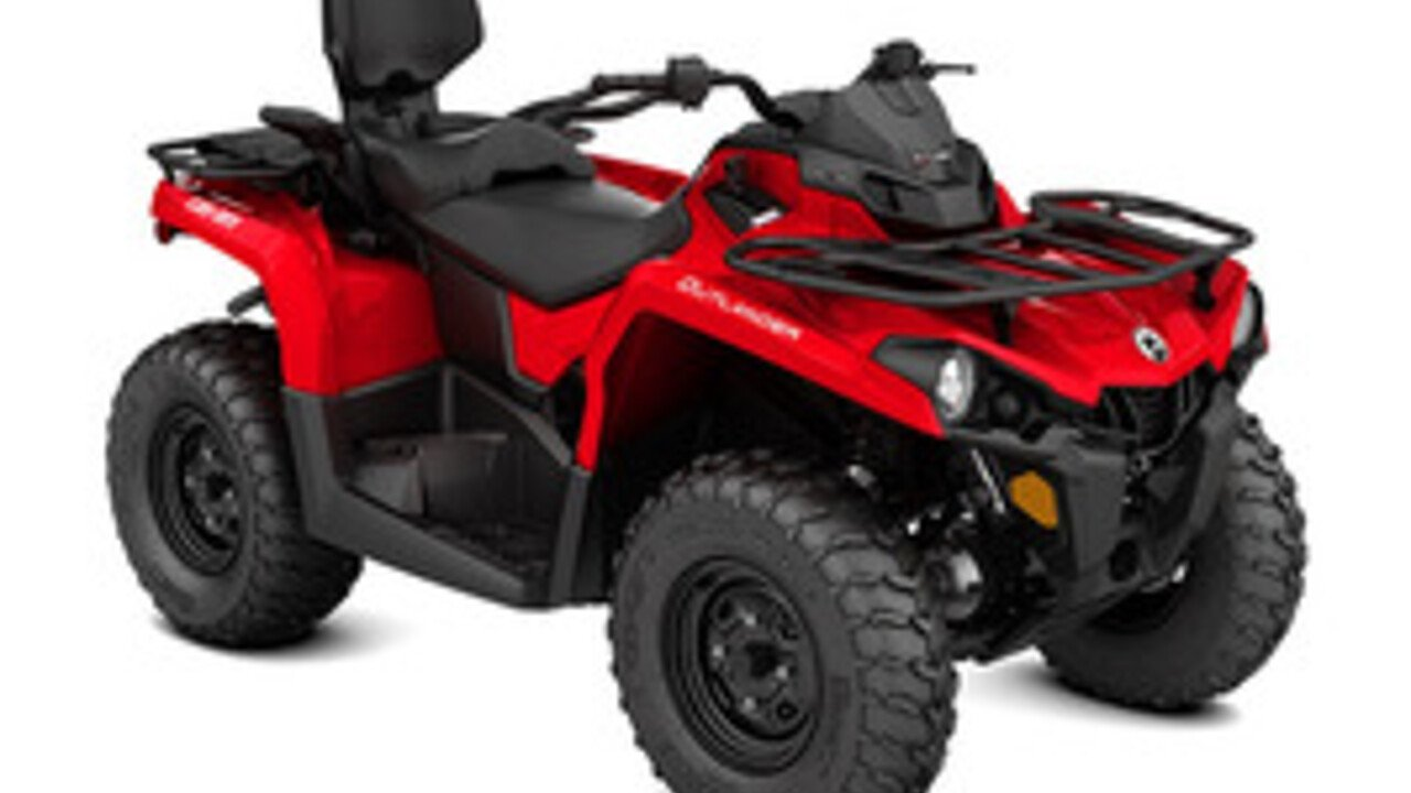 2017 Can-Am Outlander MAX 570 for sale 200366839