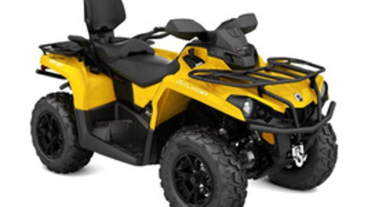 2017 Can-Am Outlander MAX 570 for sale 200366845