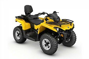 2017 Can-Am Outlander MAX 570 for sale 200421830