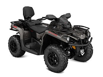 2017 Can-Am Outlander MAX 570 for sale 200486927