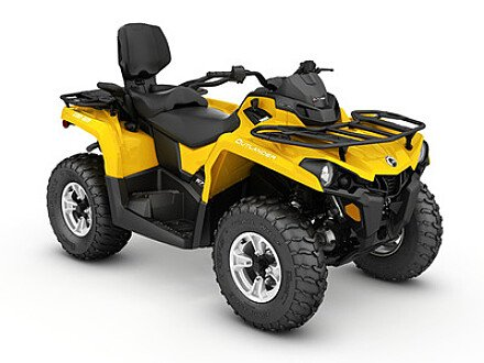 2017 Can-Am Outlander MAX 570 for sale 200366842