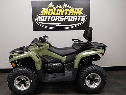 2017 Can-Am Outlander MAX 570 for sale 200538263