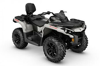 2017 Can-Am Outlander MAX 650 for sale 200421790