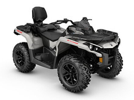 2017 Can-Am Outlander MAX 650 for sale 200482708