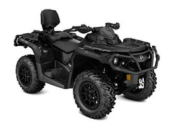 2017 Can-Am Outlander MAX 850 for sale 200366849