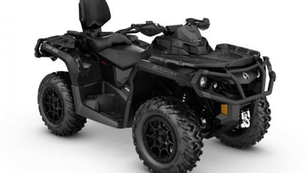 2017 Can-Am Outlander MAX 850 for sale 200421843