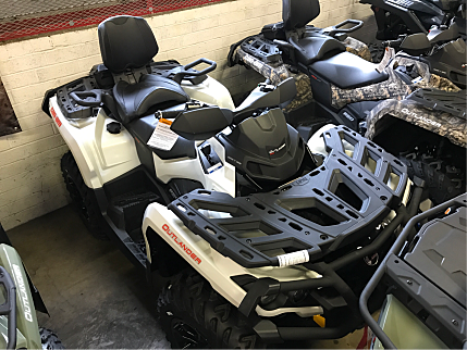 2017 Can-Am Outlander MAX 850 for sale 200415466