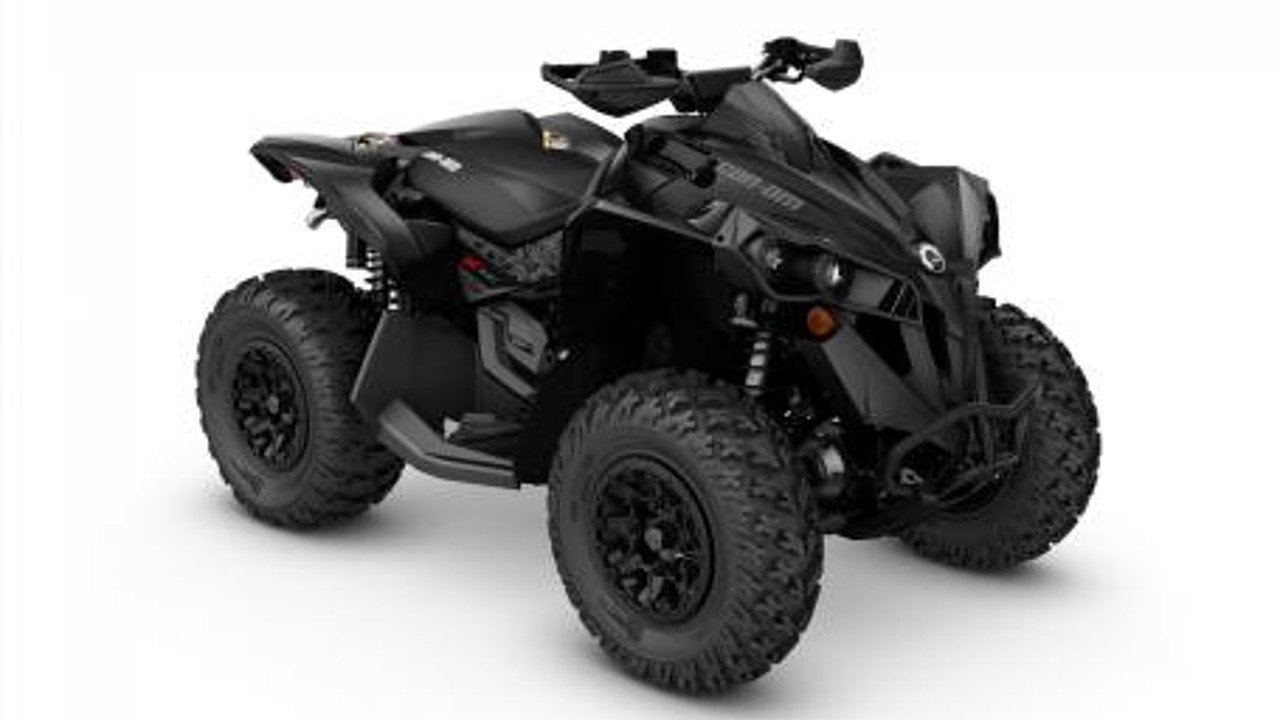2017 Can-Am Renegade 1000R for sale 200421863