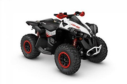 2017 Can-Am Renegade 850 for sale 200421844