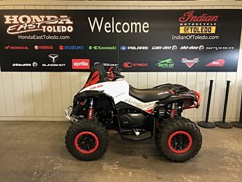 2017 Can-Am Renegade 850 for sale 200615853
