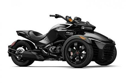 2017 Can-Am Spyder F3 for sale 200409402