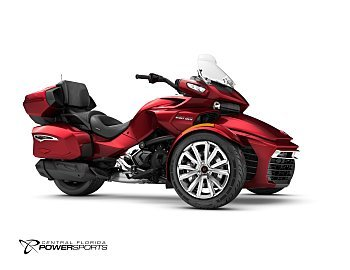 2017 Can-Am Spyder F3 for sale 200378427