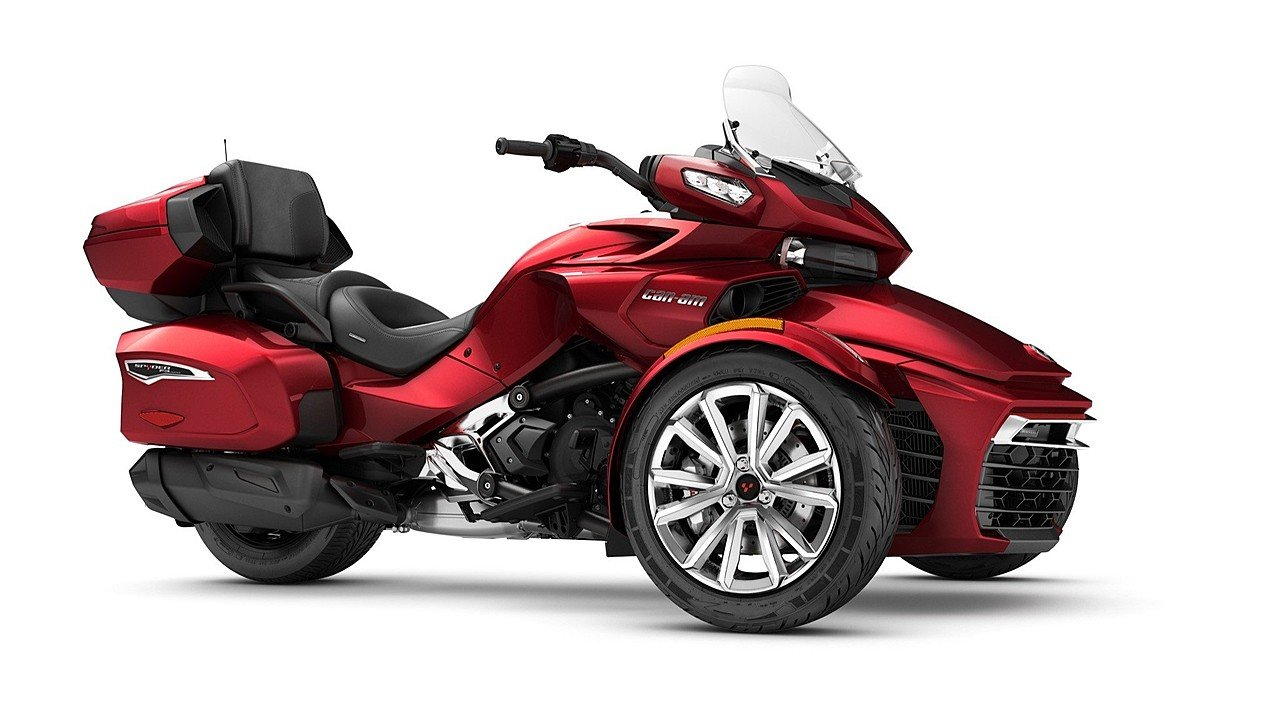 2017 Can-Am Spyder F3 for sale 200378430