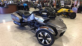 2017 Can-Am Spyder F3 for sale 200398567