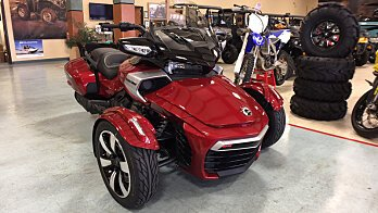 2017 Can-Am Spyder F3 for sale 200398568